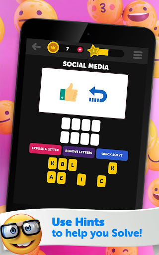 Guess The Emoji - Trivia and Guessing Game! 9.39 Screenshots 13