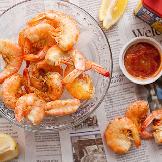 Steam Shrimp Seasoning Recipes.
