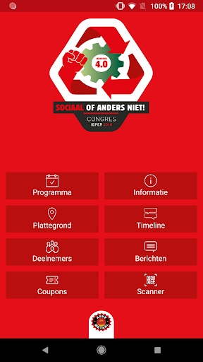 ABVV-Metaal Congres for Android apk 1