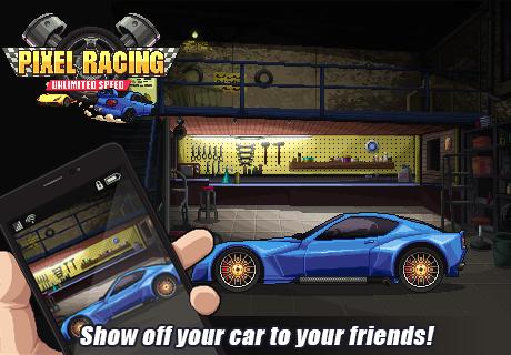 Pixel Racing 1.1.3 screenshots 17