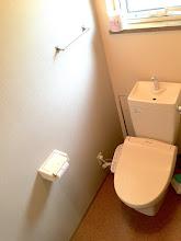 Photo: トイレは2ヵ所あります。