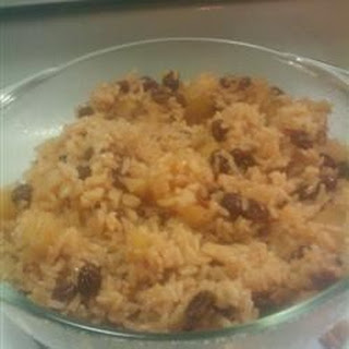 Cinnamon Rice With Apples Recipes