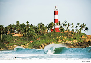 Photo: Photo of the Day: India. Photo: Burkard #Surfer #SurferPhotos