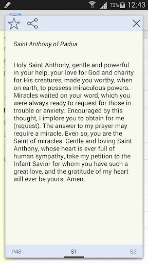 Saint Prayers