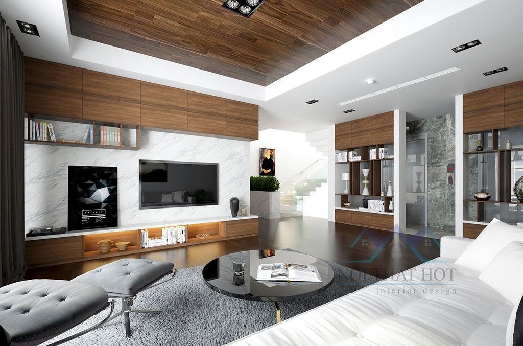 thiết kế nội thất chung cư, thiết kế phòng khách