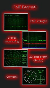 Ultimate Ghost Detector (real EMF, EVP recorder) 4