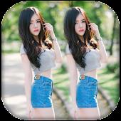 Blender Camera Photo Mix