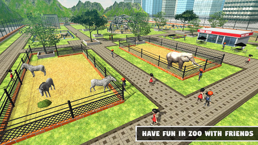 Animal Zoo: Construct & Build Animals World  screenshots EasyGameCheats.pro 5