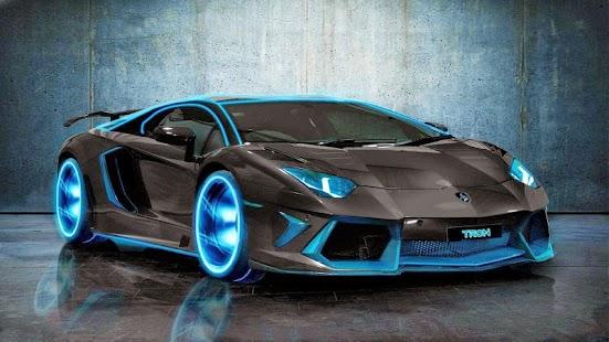 Lamborghini Game - náhled
