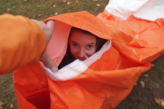 Photo: Agata była odważna…