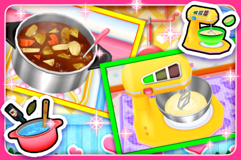 COOKING MAMA Let's Cook! screenshot 1