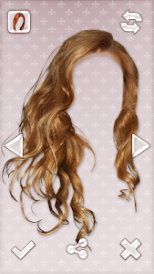 Woman Hair Style Photo Montage screenshot 2