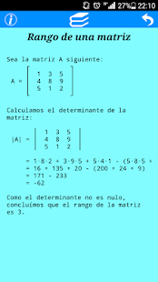 Matrices- screenshot thumbnail