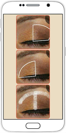 Top Eye Makeup Step by Step 2