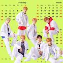 Super Junior Calendar Widget icon