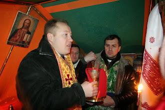 Photo: Очолив Літургію ректор Київської семінарії
