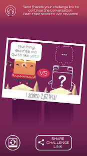 Alphabear English word game Screenshot
