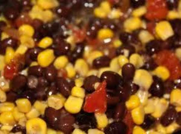 Corn & Black Bean Relish Recipe