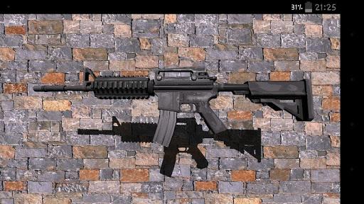 M4アサルトライフル