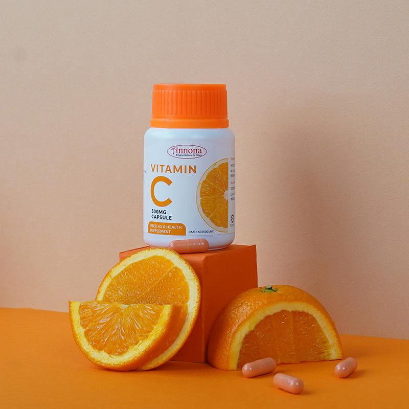 vitamin c annona