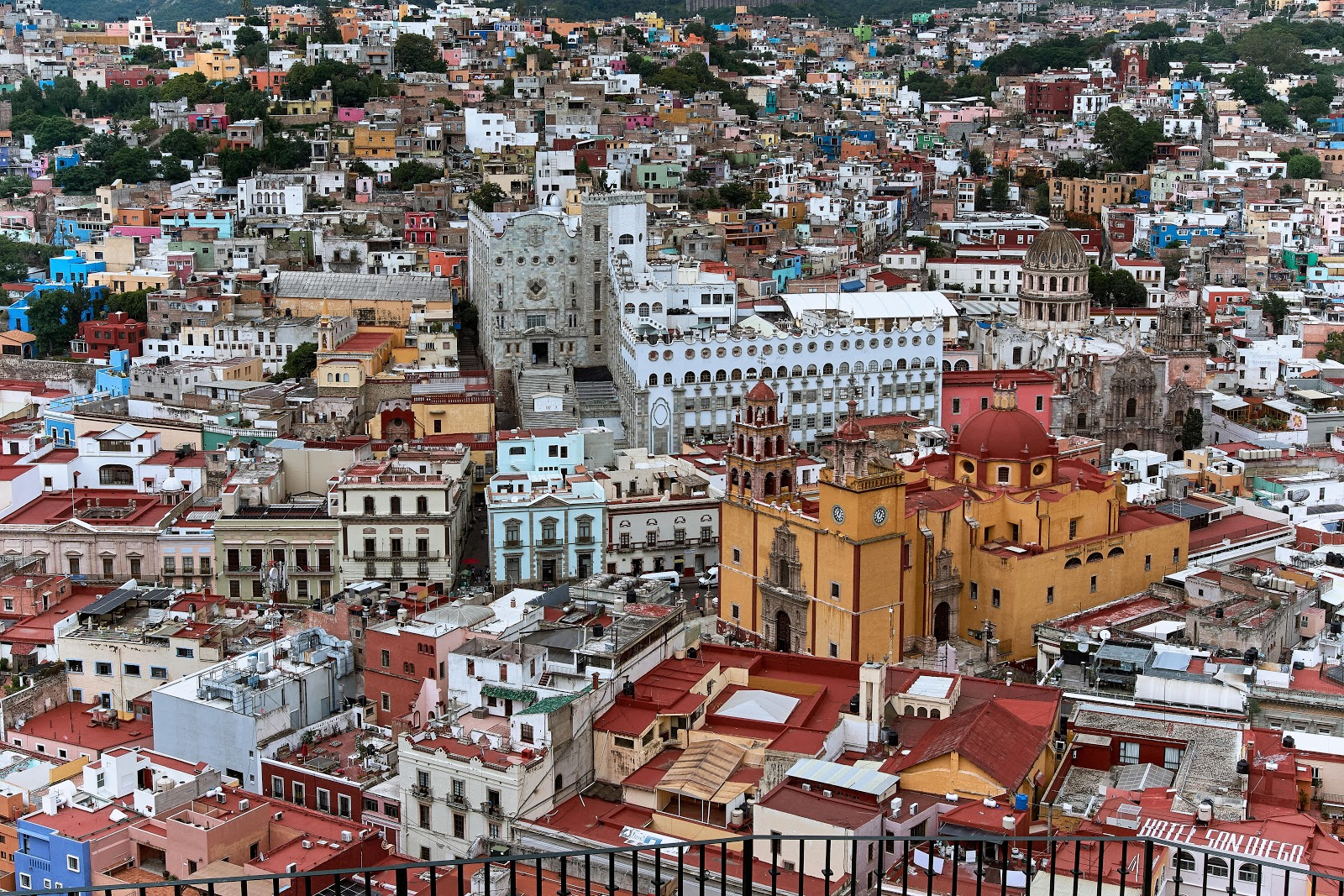 Best Places to Visit in Guanajuato, Mexico by travel blog, The Common Traveler