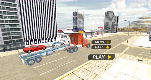 Cars Transporter Trailer