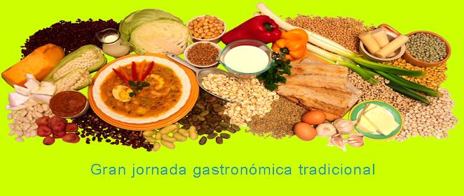 GRAN JORNADA GASTRONOMICA TRADICIONAL