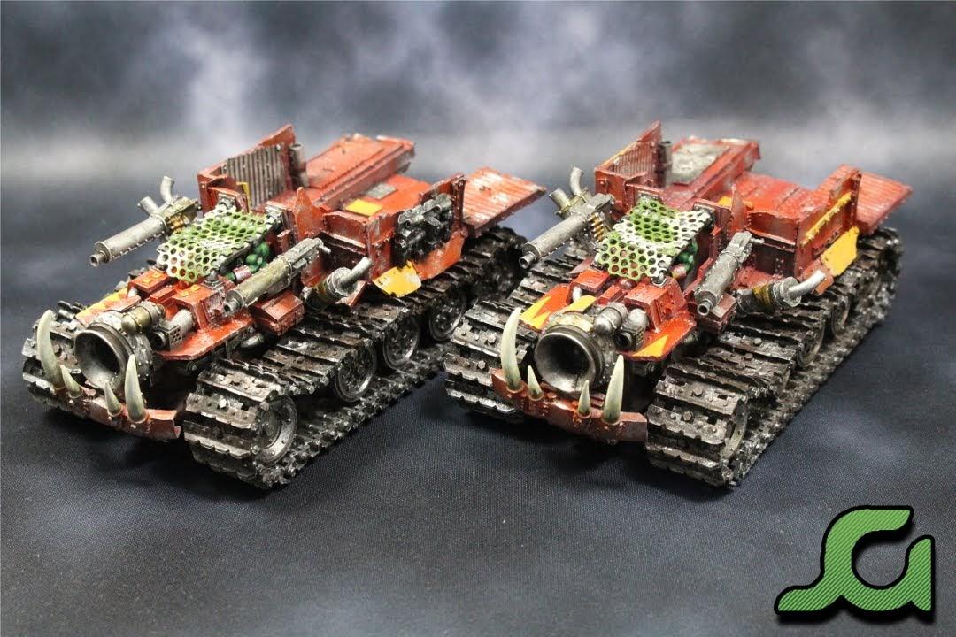 Ork Big Trakks