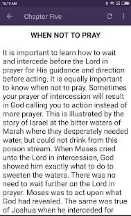 Intercessory Prayer Study Guide - Google Books