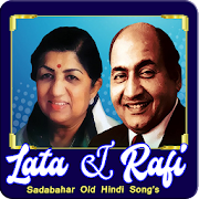 Lata Rafi Sadabahar Old songs