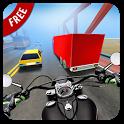 Bike Traffic Racer 2018: Moto Racing Games icon