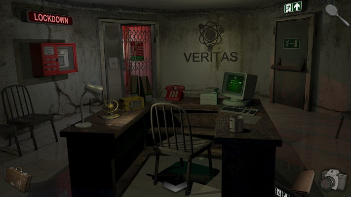 Veritas Screenshot Image