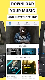 Deezer: Stream Music & Songs- screenshot thumbnail