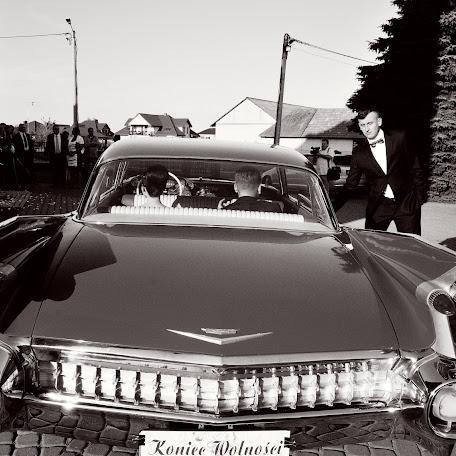 Wedding photographer Andrzej Delikat (studiodeli). Photo of 01.09.2016