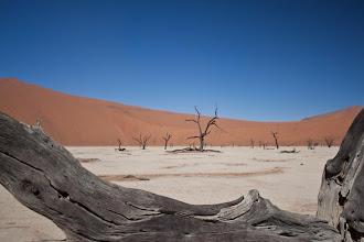 Photo: Namib Naukluft - Dead Vlei