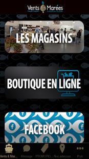 Poissonnerie Vents & Marées - náhled