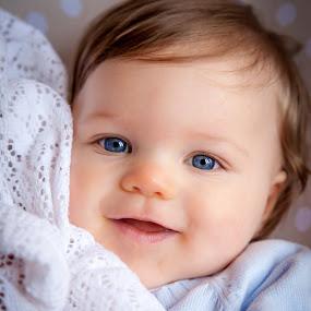 blankie by Sheena True - Babies & Children Babies ( blue, baby, smile, boy, babies, cute baby, cute )
