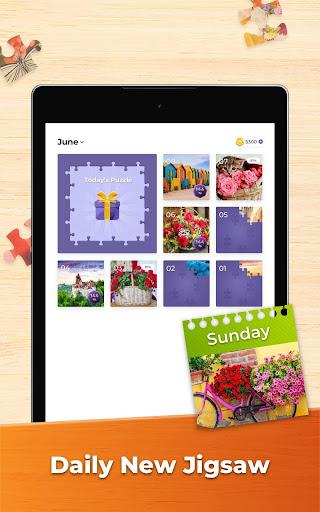 Jigsaw Puzzles screenshot 20