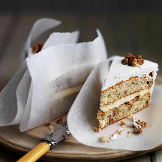 Walnut Layer Cake.