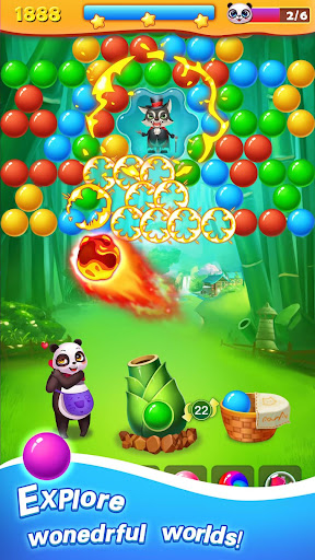 Bubble Shooter android2mod screenshots 8
