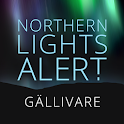 Northern Lights Alert Gällivar icon