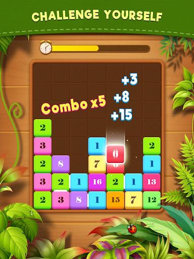 Drag n Merge: Block Puzzle 2.7.2 screenshots 8
