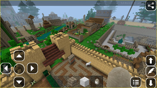 Turbo Craft : House Building Block Craft 2020 1.3 screenshots 5