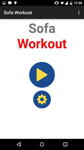 Sofa Workout Routine