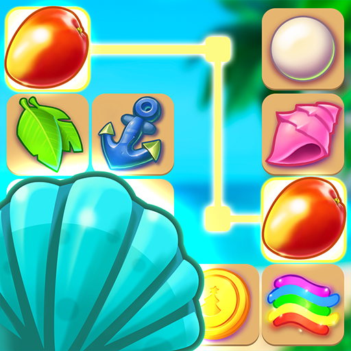 Onet Paradise - match two tiles