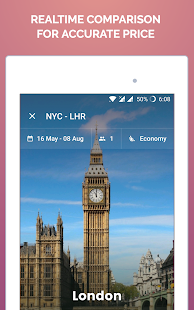 Cheap Flights App - FareFirst Screenshot