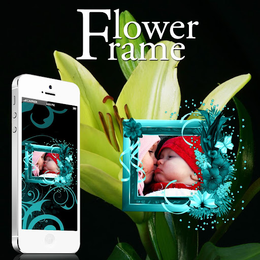 Flower Photo Frames แอป (APK) ดาวน์โหลดได้ฟรีสำหรับ Android/PC/Windows screenshot