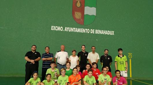 CP Benahadux y CP Gádor se proclaman campeones