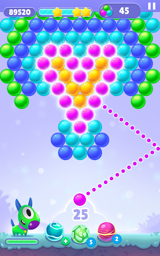 The Bubble Shooter Storyu2122 apkpoly screenshots 2