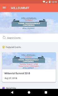 Millennial Summit - náhled